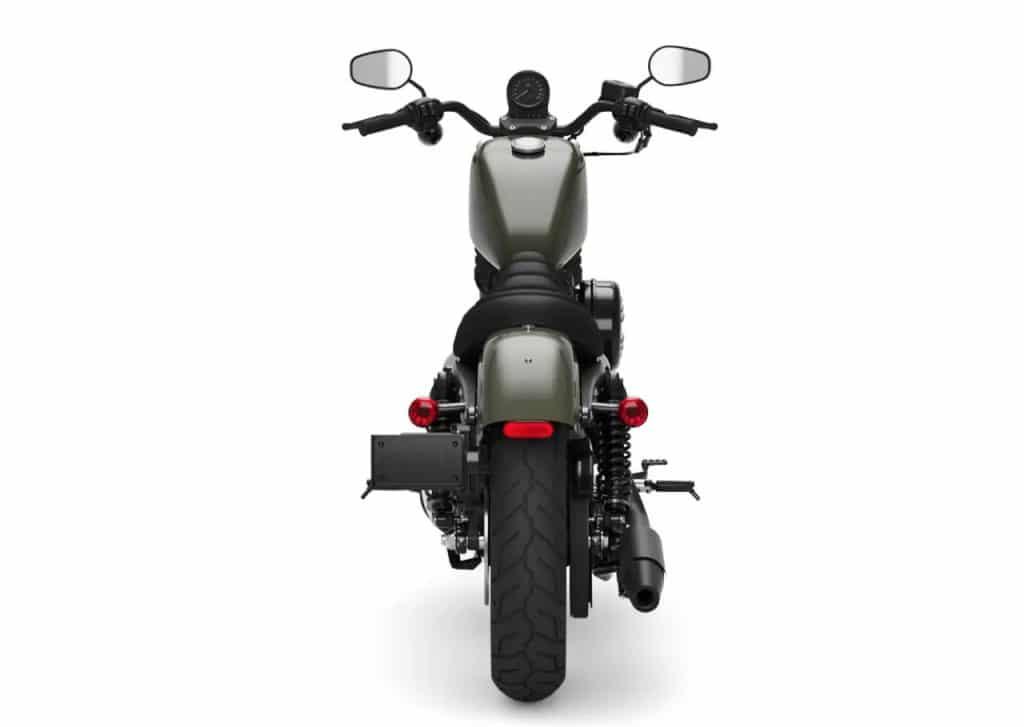 Harley Davidson 2021 ด้านหลัง