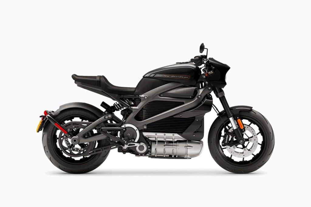 มอเตอร์ไซค์ไฟฟ้า Harley-Davidson
