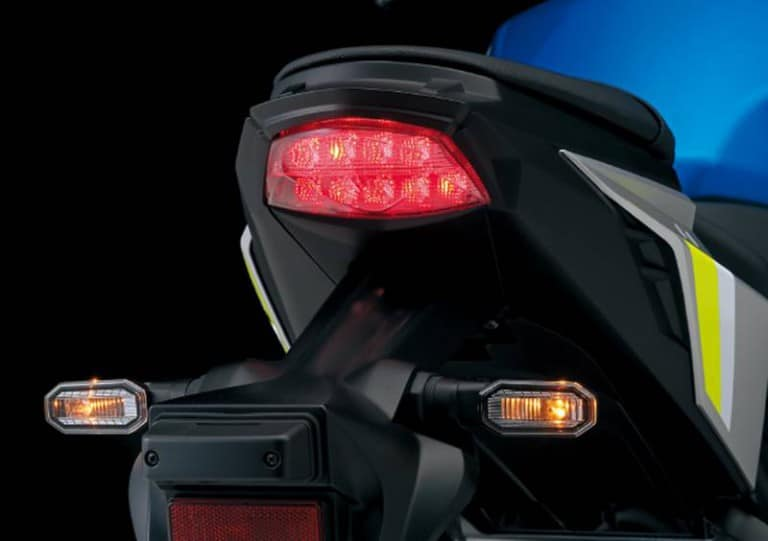 Suzuki GSX-S1000 back light