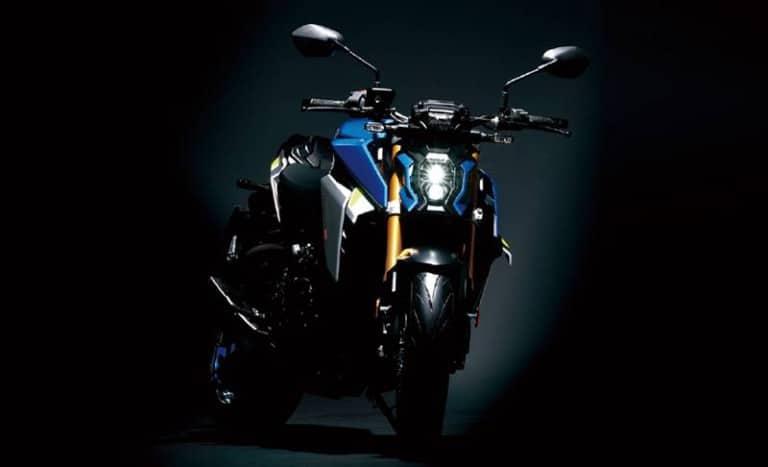 Suzuki GSX-S1000 engine