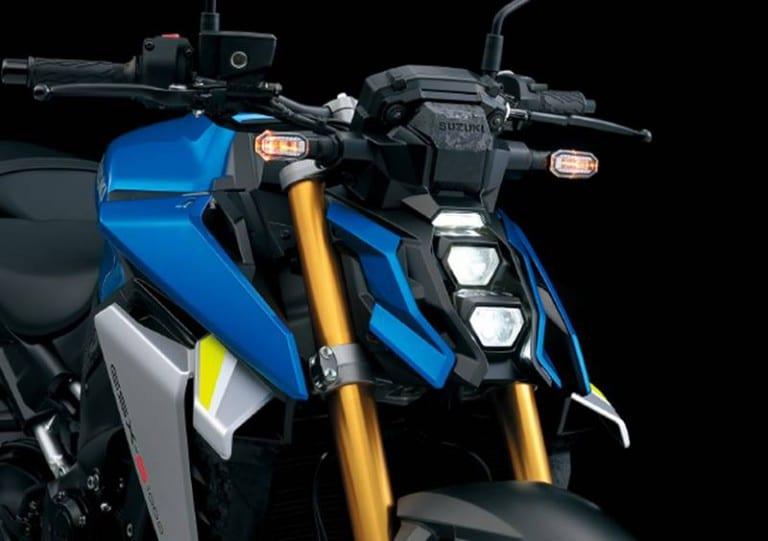 Suzuki GSX-S1000 head LED