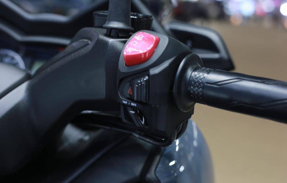 New Yamaha XMAX 2021