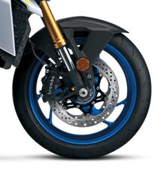 Suzuki GSX-S1000 front wheel
