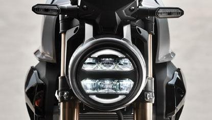 HONDA CB150R 2021 head light