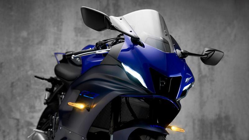 Yamaha YZF-R7 2021 R/world 2021