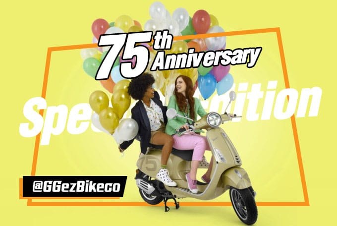 Vespa 75th Anniversary Special Edition PageUp
