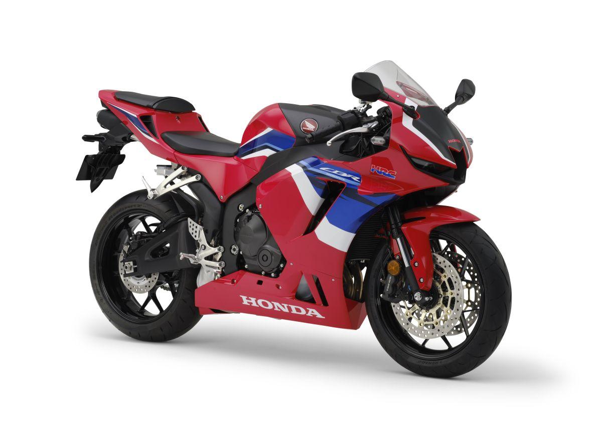 All New Honda CBR600RR 2021