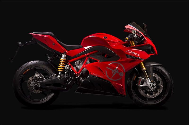 Energica EV Bike 02