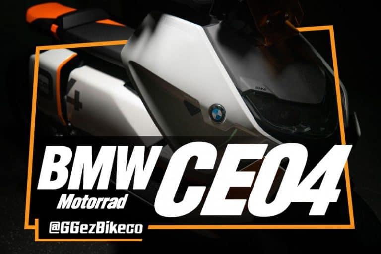 NEW BMW CE-04 เผยโฉมอีกครั้ง พร้อมประกาศราคาวางจำหน่ายในอังกฤษ