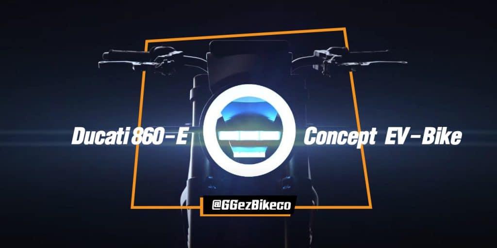 ducati 860-e concept ปก 02