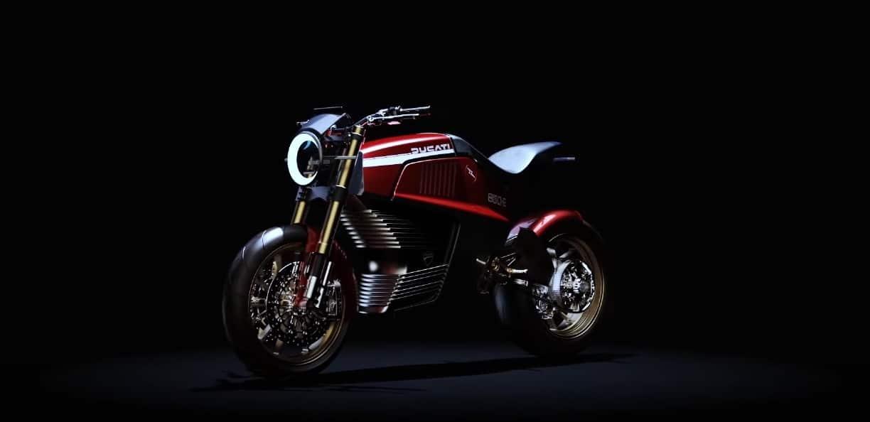 ducati 860-e concept Full concept