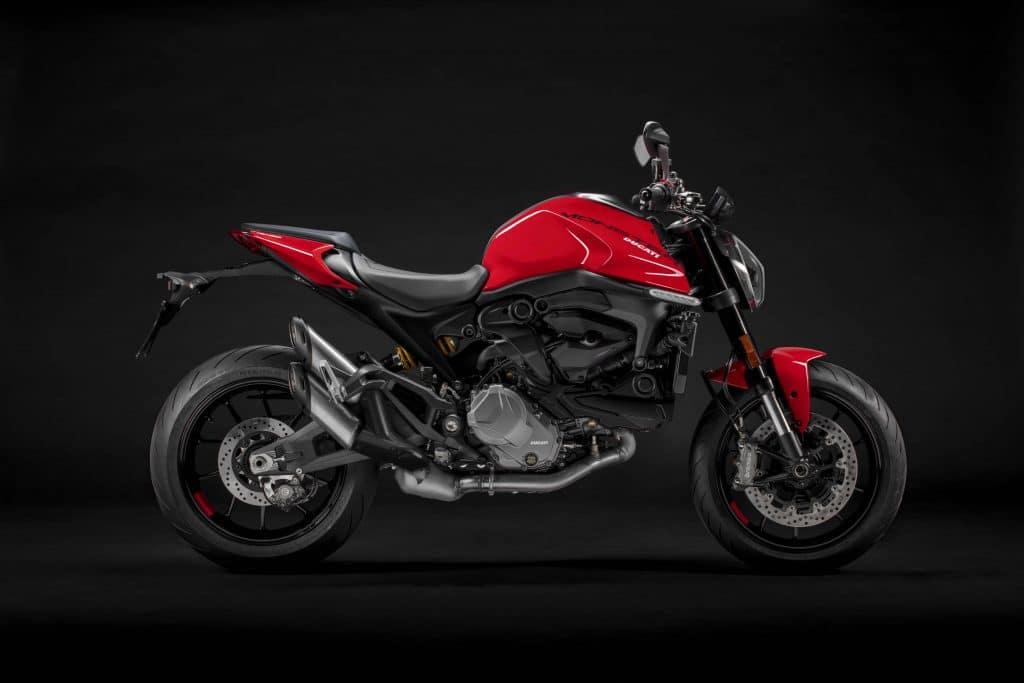 เปิดราคา All New Ducati Monster 937 สีแดงใหม่