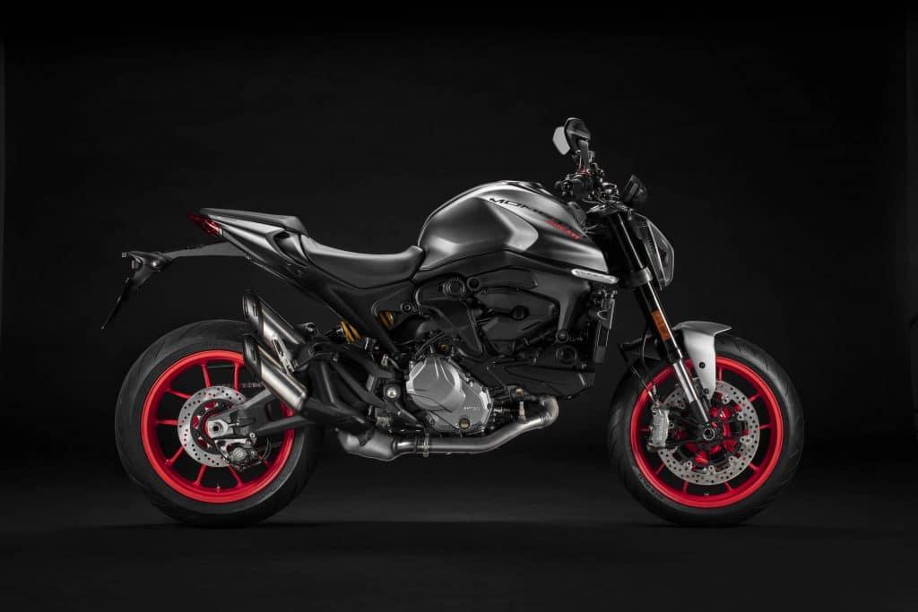 เปิดราคา All New Ducati Monster 937 สีเทาใหม่
